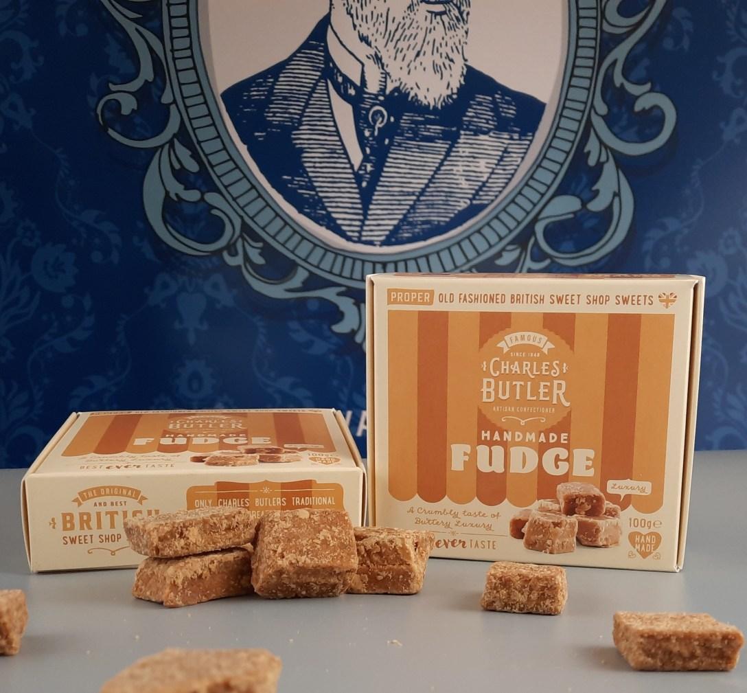 Charles Butler Handmade Fudge 100g