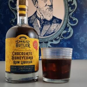 Chocolate Honeycomb Rum