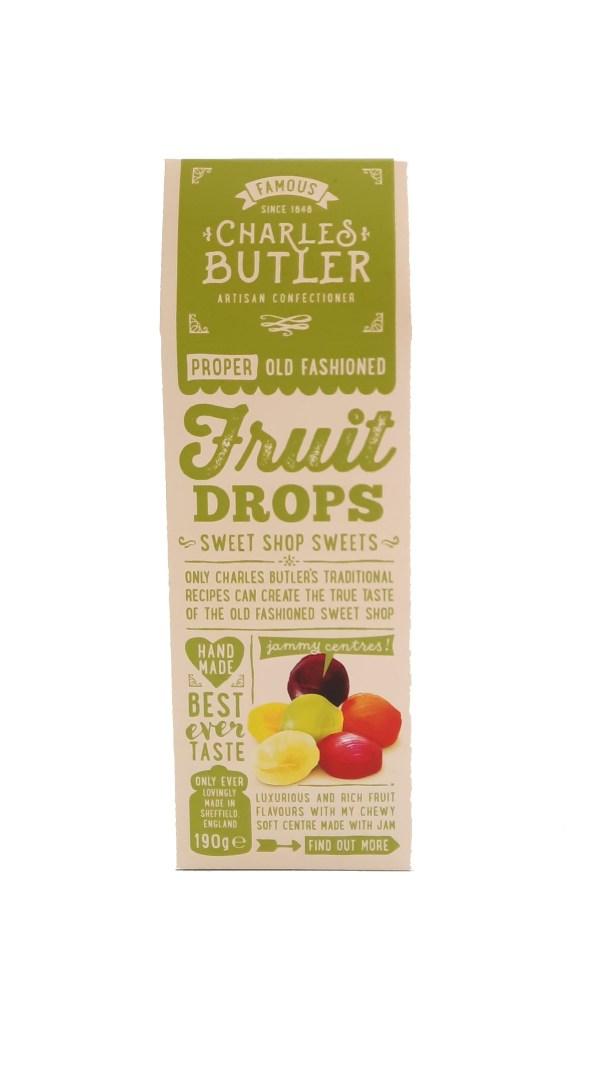 Charles Butler Fruit Drops Box