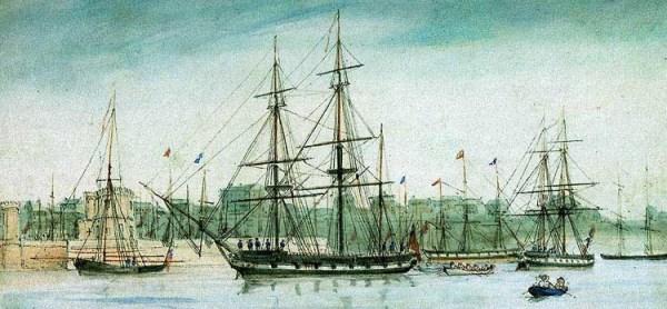 Корабль Его Величества «Бигль»