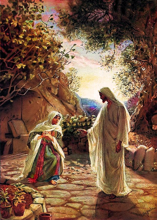 The Resurrected Christ. By William Brassey Hole.