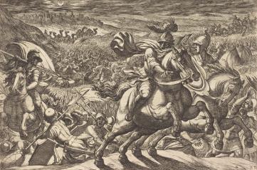 1_Abram Makes the Enemies Flee Who Hold His Nephew