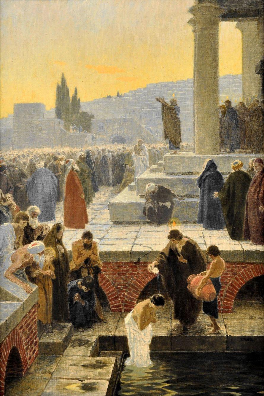 Pentecost Preaching_By Gebhard Fugel