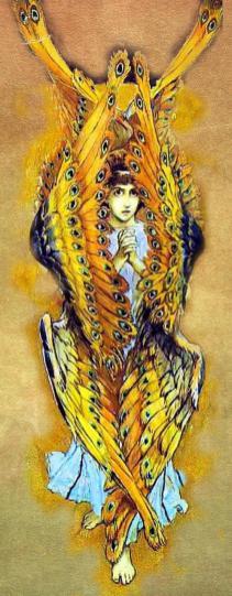 Seraph. By Viktor Mikhailovich Vasnetsov