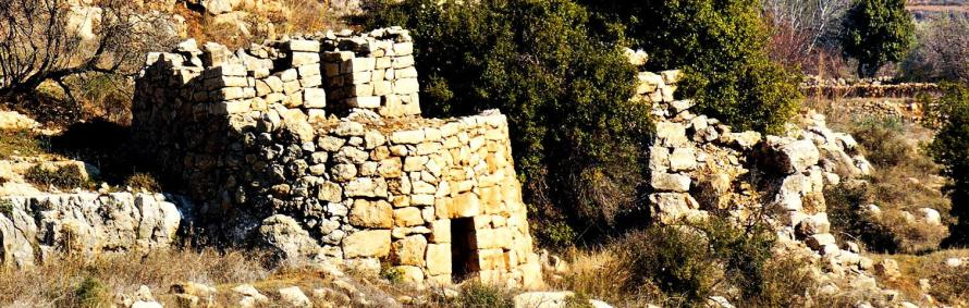Watchtower in the Judean Hills_banner2