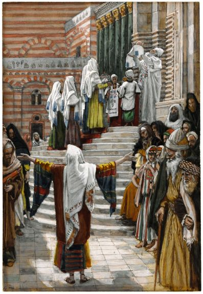 11_The Presentation of Jesus in the Temple
