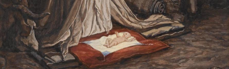 La Nativité de Notre Seigneur Jésus Christ_Tissot_tbanner