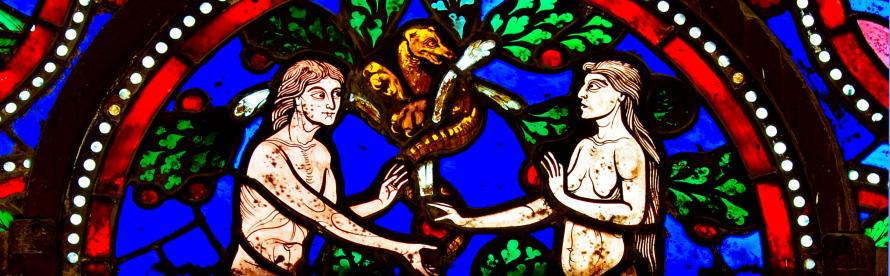 The Temptation of Adam and Eve_banner