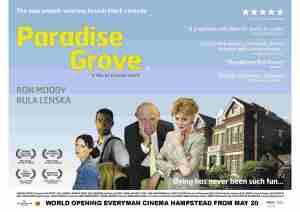 Paradise Grove, writer-director Charles Harris