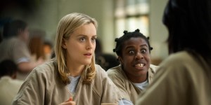 Orange Is The New Black: Story Structure with legs