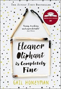 Eleanor Oliphant is Completely Fine by Gail Honeyman reviewed by Charles Harris