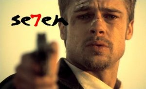Brad Pitt in Seven - two myths about keeping or breaking the rules