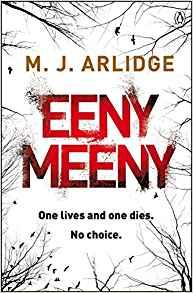Eeny Meeny by MJ Arlidge English noir seaside nor, review by Charles Harris