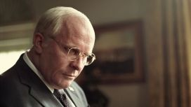 Christian Bale as Dick Cheney in Vice - improve your word power