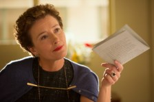 "Submitting to agents - ""SAVING MR. BANKS"" P.L. Travers (Emma Thompson), in Disney's ""Saving Mr. Banks"". Ph: François Duhamel ©Disney Enterprises, Inc.  All Rights Reserved."