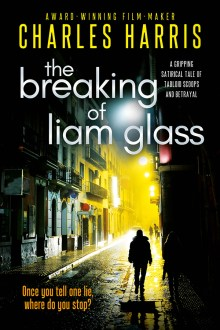 The Breaking of Liam 2nd edition Glass Cover