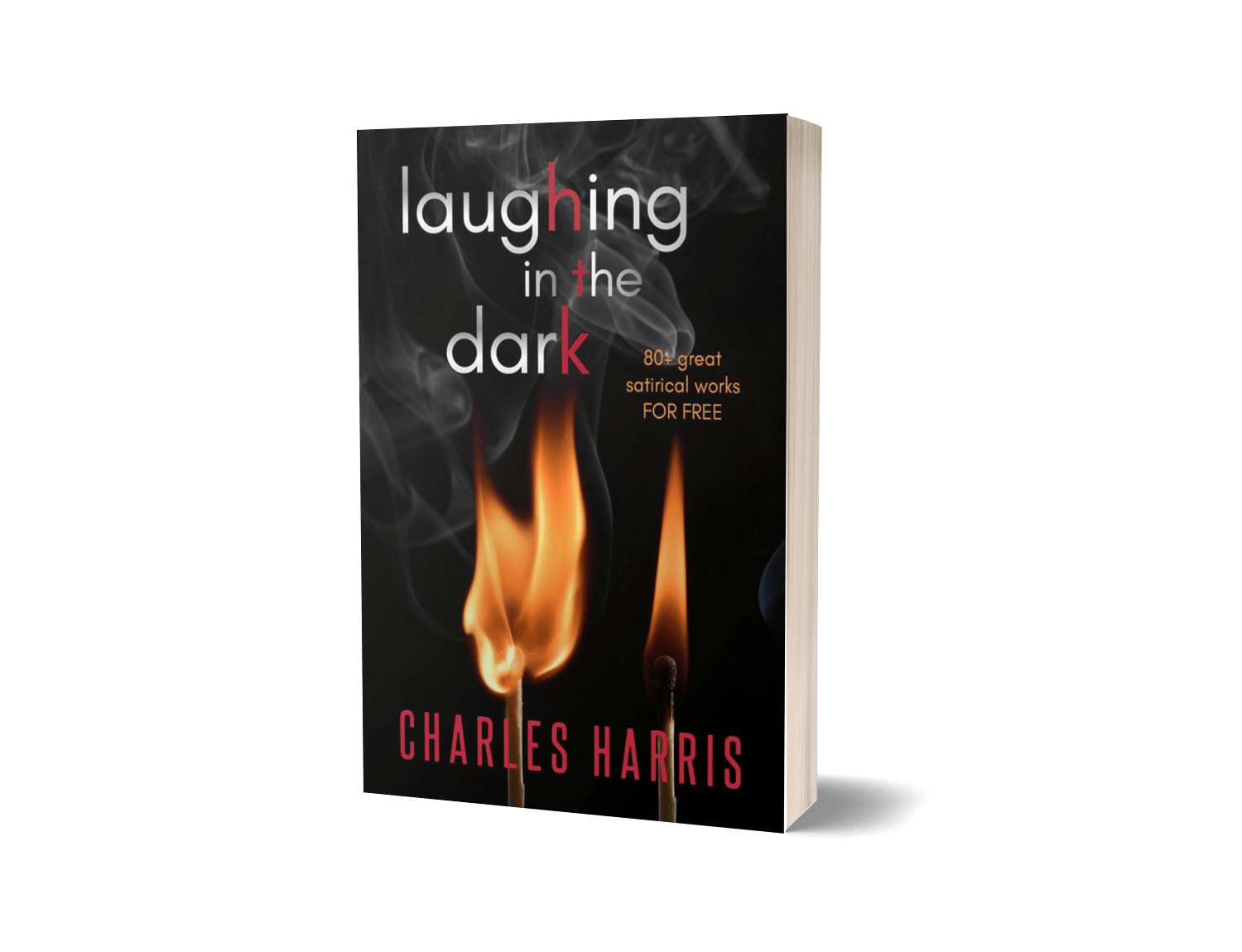 Laughing in the Dark 80+ greatest satire books for free- cover
