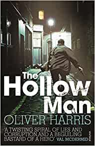 How to find time for your real writing - cover of The Hollow Man by Oliver Harris