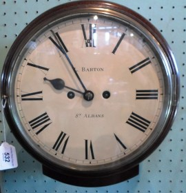 lot-532-barton-clock
