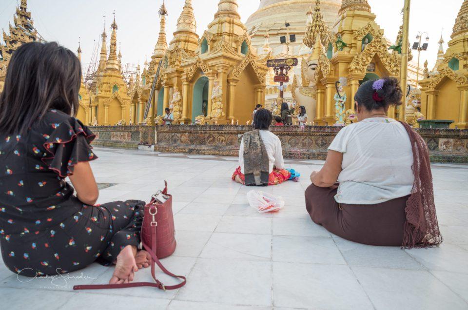 Myanmar Reiseblog: Die Betelnuß und braune Flecken