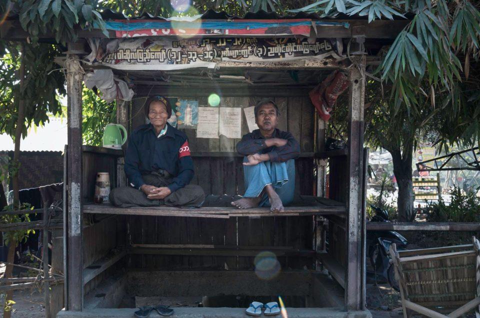 Myanmar Reiseblog: People of Myanmar