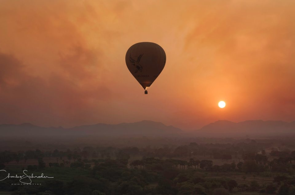 Fotoreise  März 2022       Bagan / Myanmar
