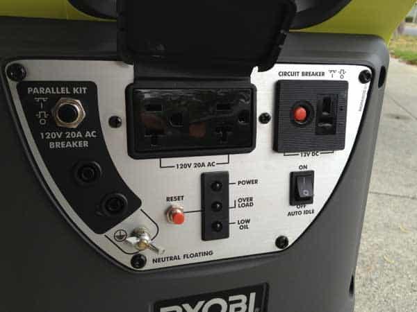 generator-panel