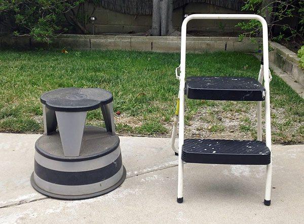 step-stools
