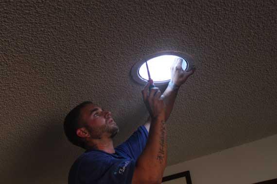 solatube-lighting-install