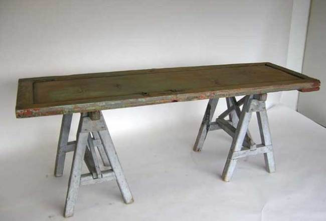 table-top-sawhorse