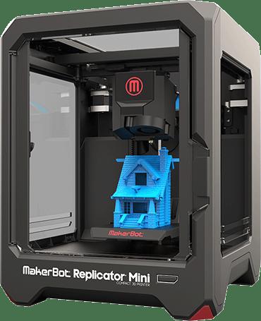MakerBot Mini at Home Depot