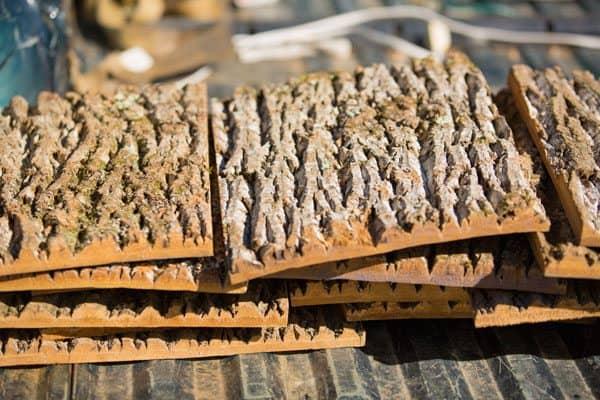Bark Siding From Barkclad