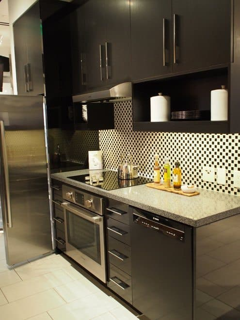 A Cooktop Is Built Into A Counter And Is Usually Paired With A Separate  Wall Oven. Cooktops Can Also Be Powered By Gas, Electricity, Or Induction  To Heat ...