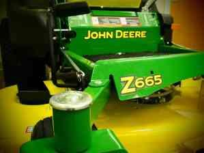John Deere EZTrak Z665