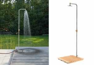 Manufactum-Outdoor-Shower-wood-base-gardenista