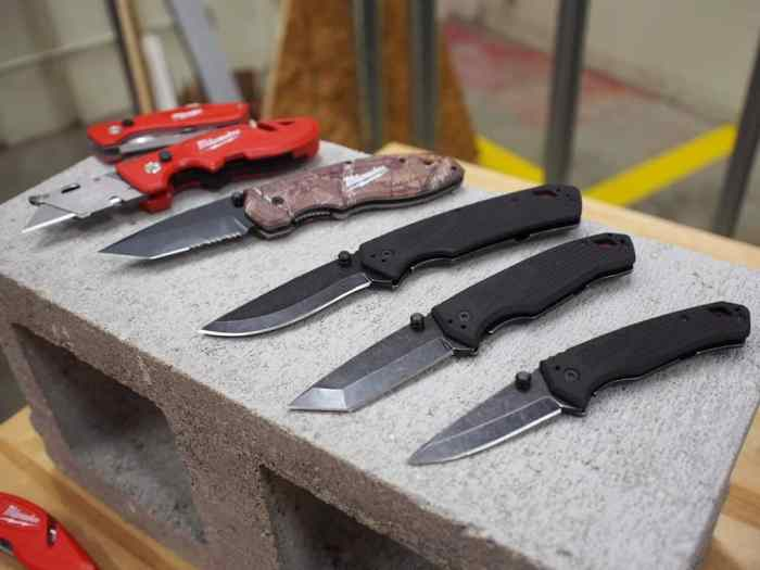 Everyday Carry Knives