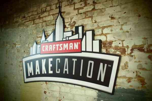 Craftsman Makecation