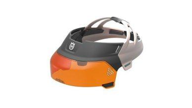 Design concept Husqvarna Ramus - visor