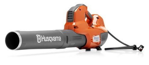 Husqvarna's professional battery blower - 536LiBX