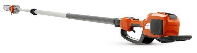 Husqvarna's professional battery pole saw - 536LiPT5