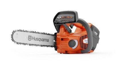 Husqvarna's professional battery top handle chainsaw - T536Li XP