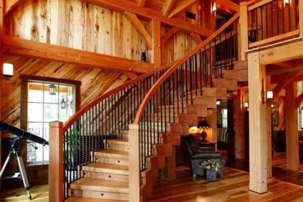 timber-frame-home - 12