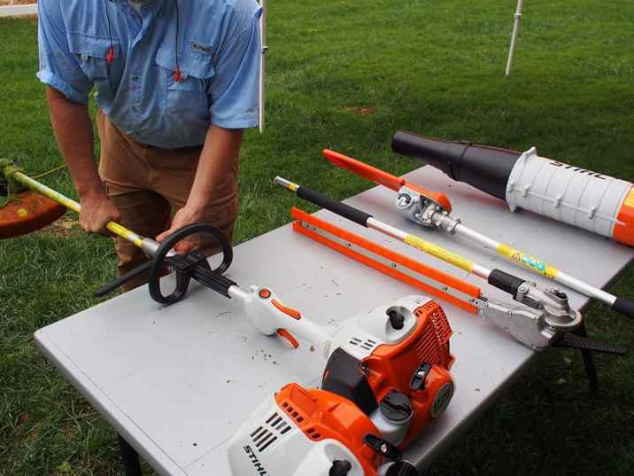 stihl-interchangeable
