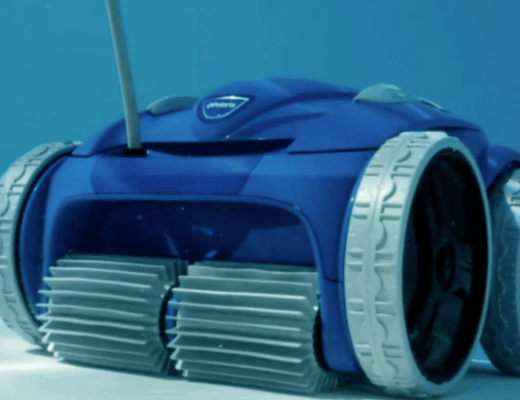 polaris robot cleaner