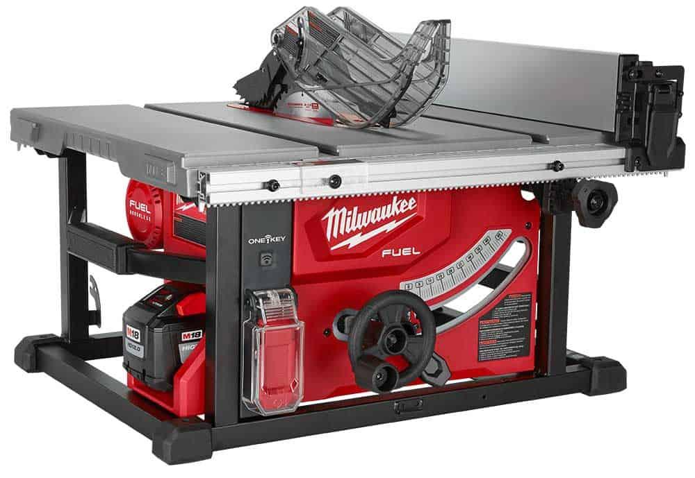 Milwaukee Tool table saw