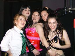 stopless go go girls at the troll hole 002