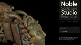 Noble Sculpture Studio by Peter Allan