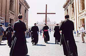 The SSPX is not in schism #sspx #catholic | Charles Carroll