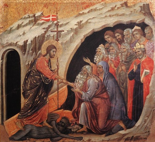 Christ in Limbo_1308-11_Siena_Mueso dell'Opera del Duomo
