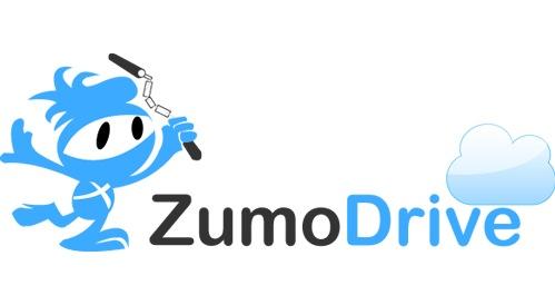 Logo Zumodrive